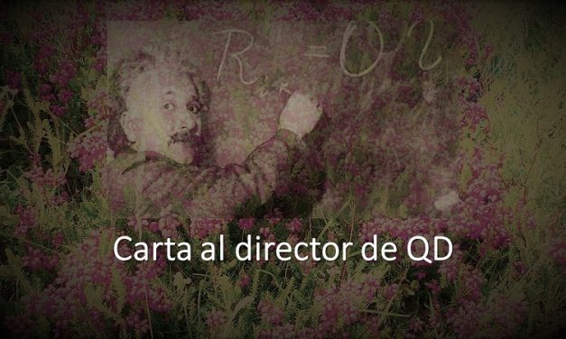 CARTA AL SEÑOR DIRECTOR DE QD