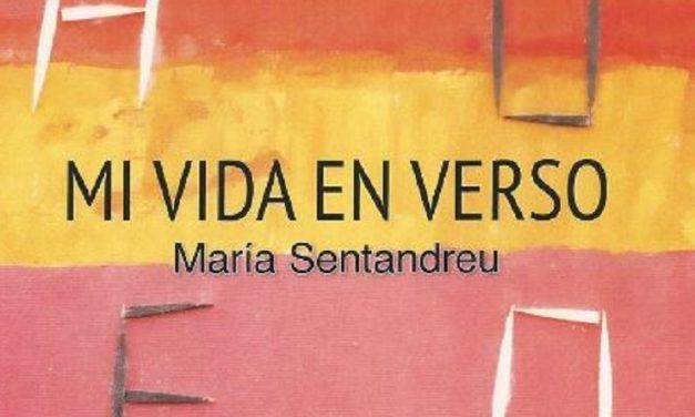 """MARIA SENTANDREU FIRMA EL SEU LLIBRE """"MI VIDA EN VERSO"""""""