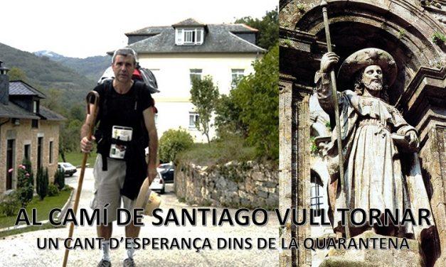 AL CAMÍ DE SANTIAGO VULL TORNAR…