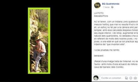 LA FOTO: «SALVADOR PONS»
