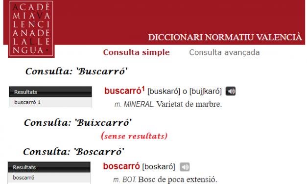 EL BOSCARRÓ (part 1)