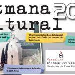 SETMANA CULTURAL 2020