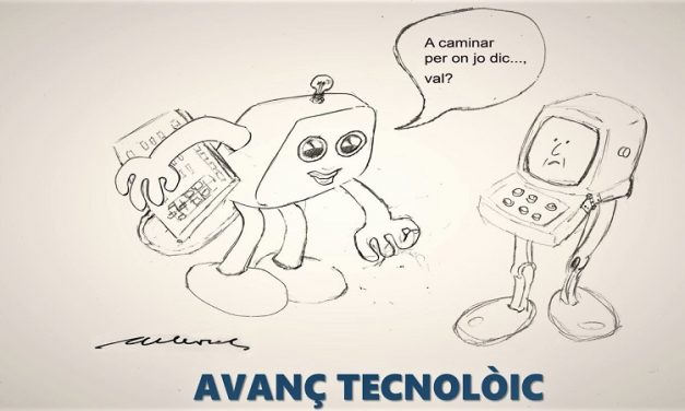AVANÇ TECNOLÒGIC