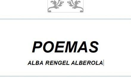 «LA NIÑA INVISIBLE» de ALBA RENGEL ALBEROLA.8 AÑOS.