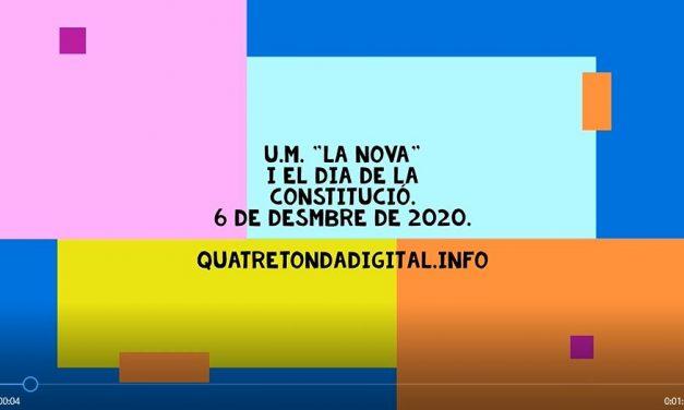 LA MÚSICA I EL DIA DE LA CONSTITUCIÓ