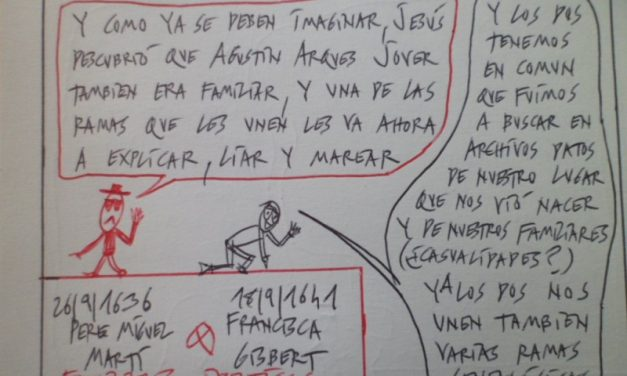DATOS ANTIGUOS DE APELLIDOS QUARTONDINS: 1 de 10: MARGARIT.